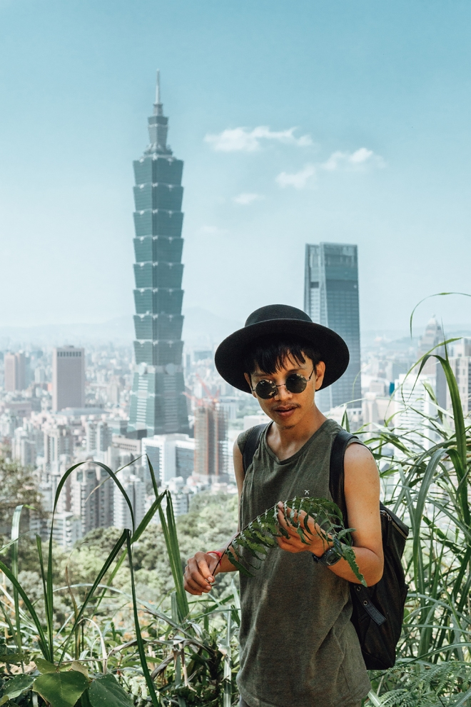 101 MEMORIES WITH TAIWAN